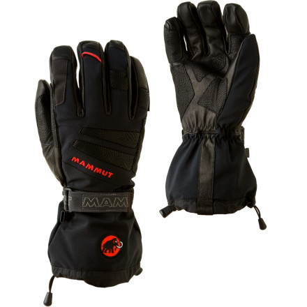 Ski Thanks to a 2-in-1 design, the Mammut Extreme Siam GTX Glove brings versatility to your winter pursuits. While one glove layer focuses on dexterity, the other offers maximum insulation, and best of all, the user can decide whether to use these layers individually or together. - $95.37