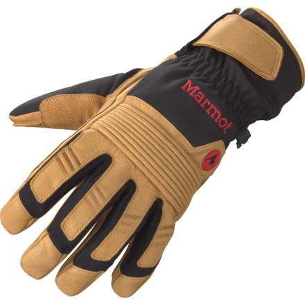 Ski When winter starts to play peek-a-boo... now you see it, now you don't... slip on the Marmot Exum Guide Undercuff Glove before heading outdoors. Designed for days when temps may vary considerably from morning to afternoon, the Exum delivers a touch of warmth on chilly mornings along with breathability and substantial wicking power for warmer afternoons or a brisk ascent up the skin track. - $89.95