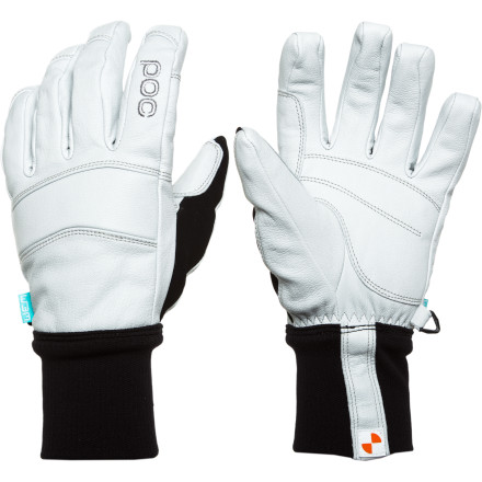 Ski Your fingers will thank you for the warmth and protection of the POC Wrist Freeride Glove. Wind, wetness, and cold are all thwarted before they have a chance to invade this glove and turn your fingers into icicles. Whether you're spinning lift laps, packing yourself into a tram, or hiking in the park, this is an everyday ski glove for dry days or moderately wet, stormy weather. - $129.95