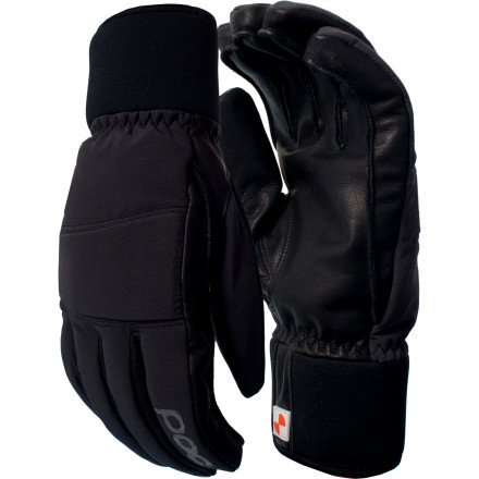 Ski The POC Nail Glove keeps your fingers warm, dry, and protected from the brutal assault of winterit's that simple. This is a glove that oozes with attention to detail and high-end design, just like all of POC's winter products. - $71.47