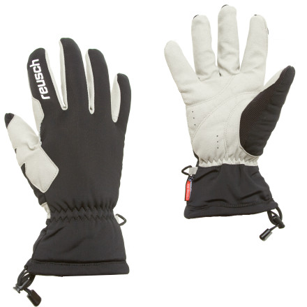 Ski The sun isn't up yet, but you are, and there are miles of snow-covered trail just waiting for you. Get your hands into the Reusch Hermod Stormbloxx Nordic Gloves, get your skis strapped to your feet, and get out the door. - $49.95