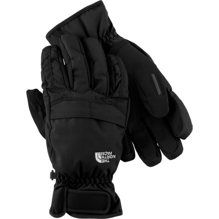 Ski Featuring a waterproof breathable membrane, HeatSeeker insulation, and an articulated fit, The North Face Men's Under Montana Glove provides winter-weather protection without sacrificing dexterity. - $41.97