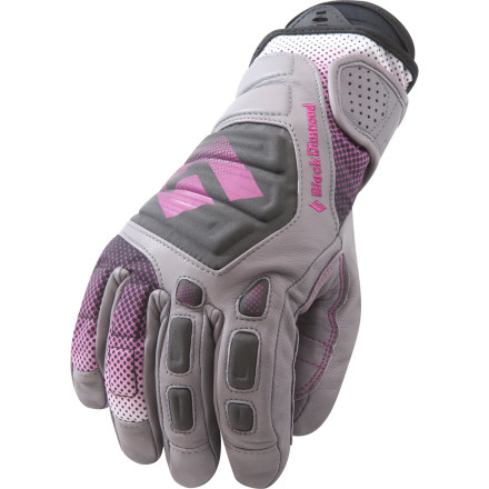 Ski When you need gloves that'll last season after season and that'll keep your hands dry and warm, reach for the Black Diamond Women's Legend Gloves. - $83.97