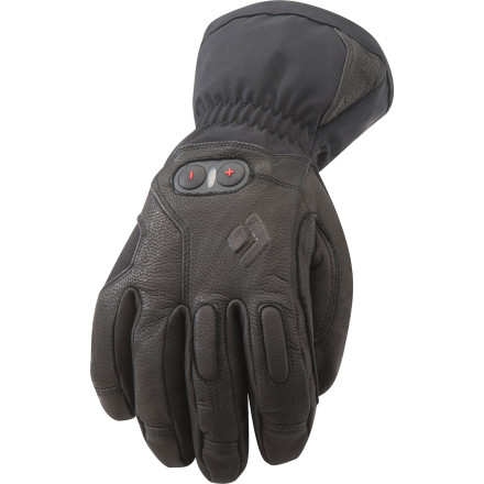 Ski Whether you ski bell-to-bell and average a 100-plus days a year on the resort or can only make it to the mountains a few weekends a year, rely on The Black Diamond Women's Cayenne Glove for all-day warmth and protection while you send it. This Gore-Tex XCR waterproof breathable glove features a Therm-ic 3-level heating system that provides up to ten hours of adjustable, added warmth. And for warmer days, you can count on its PrimaLoft One insulation when the heater is powered off. - $259.97