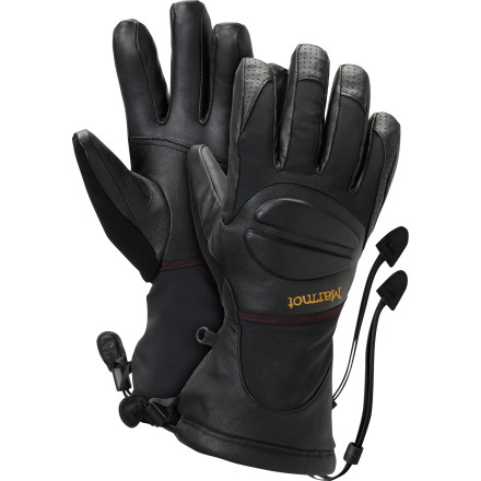Ski The Marmot Access Glove provides technology-backed protection and comfort for your out-of-bounds adventures. A Gore-Tex insert adds waterproof breathable comfort to a tech-heavy package. - $60.73
