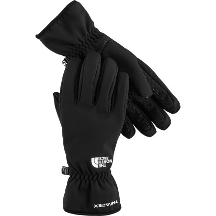 Ski Reach the height of comfort and utility with The North Face Women's Insulated Apex Glove. Built with the classic style and comfort you've come to know and trust, the Apex features The North Face's proprietary Apex ClimateBlock shell, backed by the warmth-trapping power of Heatseeker insulation for ultimate comfort. - $54.95