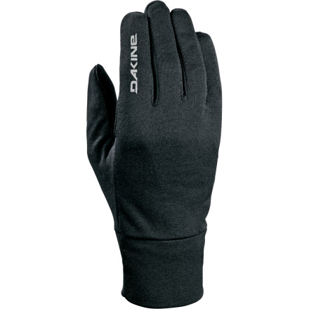 Surf The DAKINE Scirocco Liner Glove not only layers underneath your glove or mitt to increase warmth, it can also be rocked alone while shotgunning beers in the parking lot. - $9.56