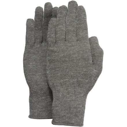 Ski The Rab PrimaLoft Knit Gloves offer a welcome relief from icy winter weather when you wear them beneath your shell gloves. The low-profile and warm PrimaLoft knit also keeps your hands comfortable when you wear these gloves alone to ski-tour or shovel the driveway. - $16.45