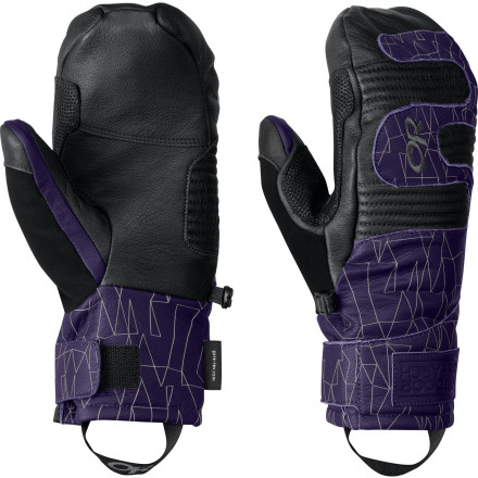 Outdoor Research Point 'N Chute Mittens - Women's - $118.95