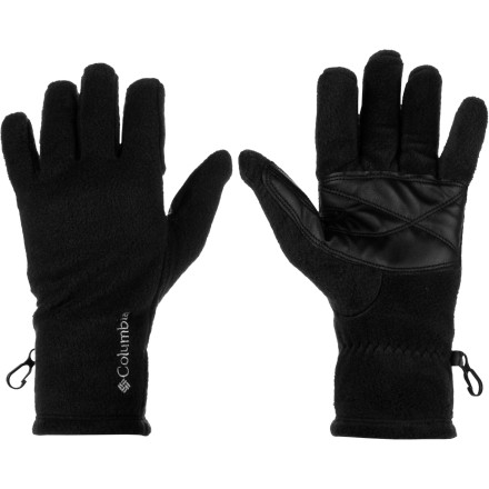 The Columbia Baddabing Glove takes care of you in cool temperatures or during intense aerobic activity when it's cold. It can also be used as a liner under a shell glove or a heavy winter glove. - $14.97