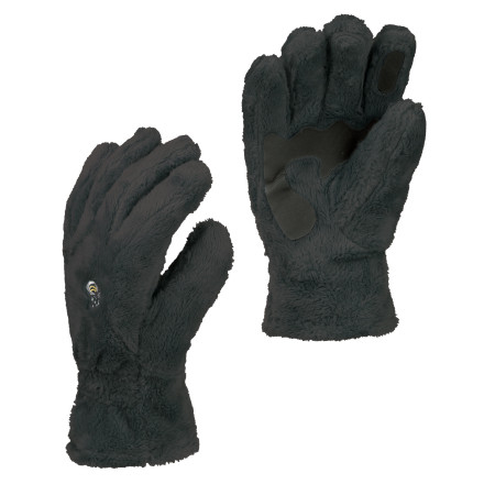 Designed specifically for a womans hand, the Mountain Hardwear Womens Monkey Glove wraps your hand in luxuriously soft, high-loft fleece. Whether worn alone or as a liner under your shell gloves, the Monkey Glove packs tons of warmth and features welded palm patches to increase your grip. - $17.97