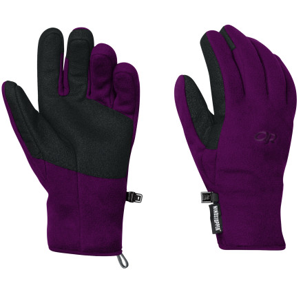 The blustery cold is driving you nuts, so get a grip with the Outdoor Research Gripper Glove. Built with WindStopper fabric, these anatomically shaped gloves will not only keep you safe from Old Man Winters gusts, theyll handle outdoor tasks from shoveling to building a snowman army. - $17.13