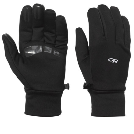 When you pull the short straw and get stuck with morning windshield-scraping duty, throw on your Outdoor Research PL 400 Gloves to keep your hands warm in the winter wasteland. Wear the PL 400 alone or layer it under a shell. - $36.95