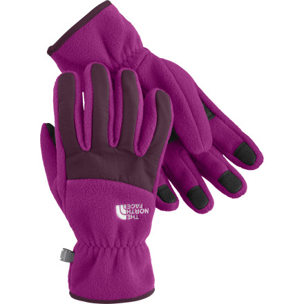 Ski The North Face designed the Women's Denali Glove so that it feels like a cozy, fuzzy, warm extension of your hand. - $17.97