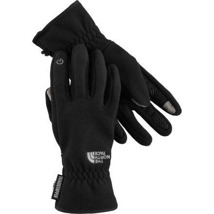 Are you tired of fighting through bulky gloves to adjust the click wheel on your music player' Can't seem to dial the right number on your phone when the temperature drops' Grab a hold of The North Face Women's Etip Pamir WindStopper Glove and change your powerless paws into dexterous digits. - $64.95