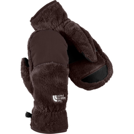 Featuring a hefty dose of high-loft fleece, The North Face Women's Denali Thermal Mitten might just be the softest, fuzziest thing you've ever touched. - $20.97
