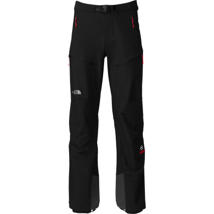 You want great protection, but you aren't willing to strap yourself into an over-the-top, puffy, stiff pair of pants that won't let you move. The North Face Apex Mountain Softshell Pants use TNF Apex Universal tech to keep you dry and warm while leaving your legs free to move. These pants are great for resort days when you could be rocking the park one minute and heading off-piste the next, or early-spring treks through changeable alpine conditions. - $99.48