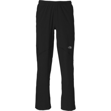 Sure, The North Face Prolix Softshell Pant aids your cold-weather runs with its stretchy, breathable fabric, but it feels so nice that you'll probably also wear it around the campfire, around the lodge, and around the house. - $51.97