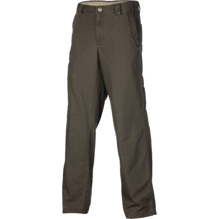 The Columbia Men's Ultimate Roc Pant is just that; the ultimate pant for your adventures on rocks, big or small. Durable cotton canvas material features Omni-Shade and Omni-Shield treatments to protect the pant and you against that which plays as much a part of your mountain and desert getaways as the vistas themselves. - $49.95