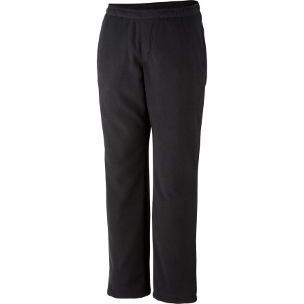 Sometimes extra warmth is a luxury. Other times, it's a necessity. In addition to the microfleece fabric, the Columbia Korutrad Omni-Heat Fleece Pant features heat-reflecting technology to make sure that your body heat doesn't just float off into outer space all willy nilly. - $38.97
