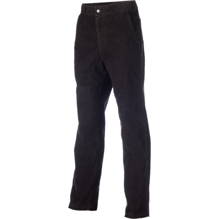 A wrinkle-resistant travel pant, it's like music to your ears. ExOfficio made the Men's FlexCord Pant to hold all your travel documents, pack easily, and look great on the plane or the street. This is a classic cord that's been updated for the globe-trotters of the world. - $55.22