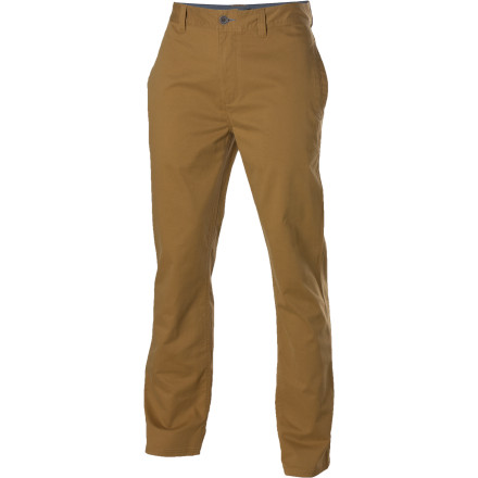 These days it would be tough to take the high road without a little environmental consciousness. The Horny Toad Highroad Pant has you covered with recycled and organic materials throughout. - $43.98