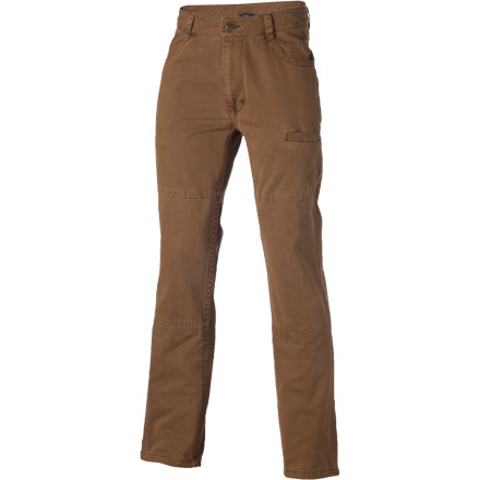 Go from bushwhacking to bar-hopping in the rugged, classically styled Kavu Mason Pant. - $34.98