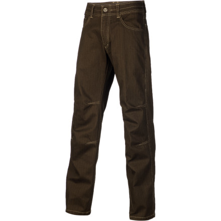 Go from a day out on the trail to a dinner with friends without stopping home to change when youre sporting the Kuhl Mens Hi-Lo Cord Pant. This cotton corduroy pant features ultra-durable fabric that stands up to the abuses of the trail or the pub. The relaxed fit and articulated knees allow for full range of motion. - $45.47