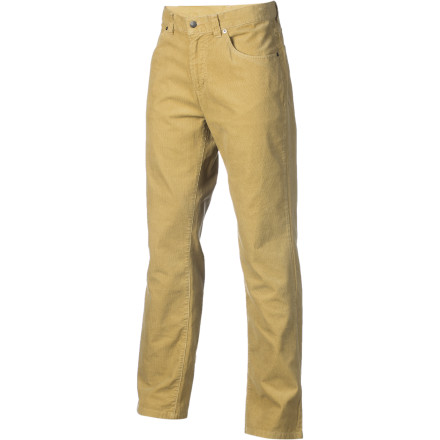 Climbing Stay true to your rugged style in the Patagonia Cord Pant. Made with eco-friendly organic cotton and Blusign approved, the Cord helps you pay homage to nature while enjoying your camping spot or campus haunt. - $89.00