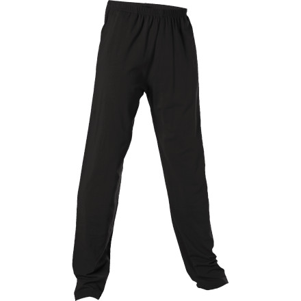 Climbing Do your morning asanas then grab a workout at the climbing gym in the prAna Mens Momentum Pant. Made from soft organic cotton with four-way stretch for uninhibited mobility, the form-fitting Momentum Pant leaves you free to move on both vertical and horizontal planes. - $54.95
