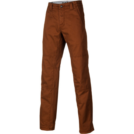 Climbing The prAna Freemont Pant brings a bit of outdoor tech to the stylish world of corduroy. The result is a casual, laid-back look in a pant that gives you plenty of room to move. This is the pant that you could wear on a date to the climbing gym when you want to sell both your mad skills and your great taste. - $79.95