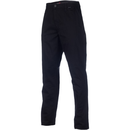 Surf The gap between casual pants and skate-ready business attire has just been bridged; meet the Quiksilver Men's Union Pant. These pants are comfortable enough for a skate session yet classy enough for a date or work. - $49.50