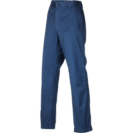 Surf Australia's third largest city has been condensed into a pant by the good folks at Quiksilver. The Quiksilver Brizzie Pant (short for Melbourne) features full cotton construction and a penchant for fun without that cheap, touristy feel. - $32.73