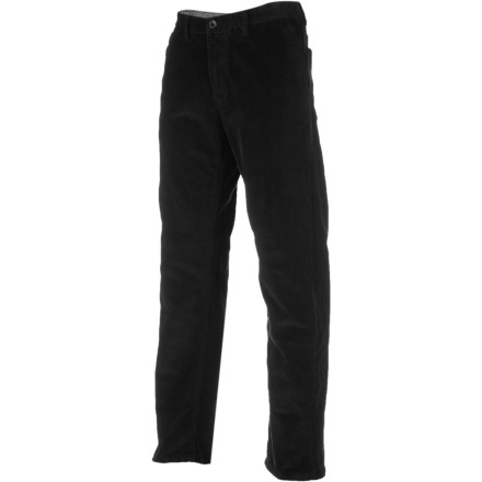 Surf Slide into the Quiksilver Rocky Point Pant for classy casual style without selling out to the man. Once your sentencing is over, you'll be psyched that you chose to wear the comfortable Rocky Point Pant. Those concrete cells can be really uncomfortable. - $38.23