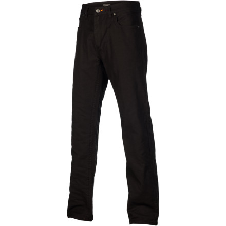 Surf The Quiksilver Waterman Mavericks 2 Pant flaunts a subtle style that the giant, brutal wave outside Half Moon Bay is not known for.The classic flat front and regular fit will never embarrass you in family photos years down the road, and the subtle contrast stitching adds just the right amount of zing to the Mavericks 2. - $38.23