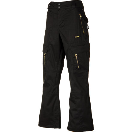 Ski Breathable, weather-defiant, and warm, the Armada Ascender Pant rests on the fulcrum of form and function. This pants is meant for all-day altitude. - $126.47