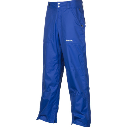 Ski The Armada Runout Pant is your no-nonsense, no-fuss, everyday ski pant. With MegaRex 2-layer weather protection, the Runout means business, but without the runaround. - $93.47