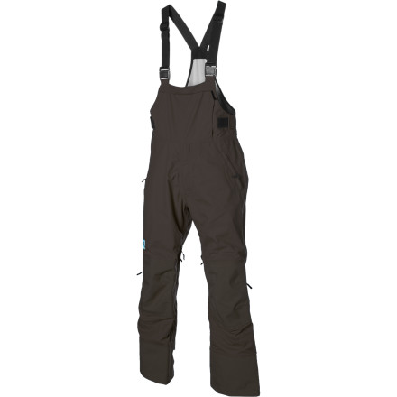 Ski Why deal with roped-off terrain and slow signs when you and the FlyLow Gear Men's Baker Bib Pant could have untracked snow all to yourselves' If you're smart, you'll get your avy certification, grab a trusted partner, and venture out into the backcountry wearing this waterproof breathable powder-diving pant. - $181.47