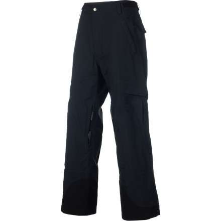 Snowboard Every outerwear company has a classic product that defines the brand, and for FlyLow, that product is the Men's Stash Pant. This loose, freeride-inspired ski pant features burly shell material, a waterproof breathable membrane, and top-shelf, cross-flow venting. After reviewing customer feedback, FlyLow decided to ditch the heavy knee-reinforcements used in past seasons, so now the Stash Pant is lighter and more packable than ever. - $155.97