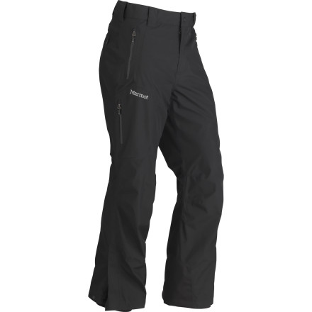 Ski Skiing, ice climbing, mountaineering, backpackingwhenever your lower half is in need of some waterproof breathable protection from the elements, slip on the Marmot Mens Palisades Pants. Thanks to ultra-durable, waterproof breathable Gore-Tex Performance tech, the Palisades seals out moisture in any season. - $139.97
