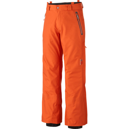 Ski The weather on the hill may be frightful, but the climate inside of your Mountain Hardwear Snowtastic Pant is always delightful. Built with a Dry.Q waterproof breathable membrane, the Snowtastic keeps the extreme weather away so you can play longer in the mountains. - $194.97