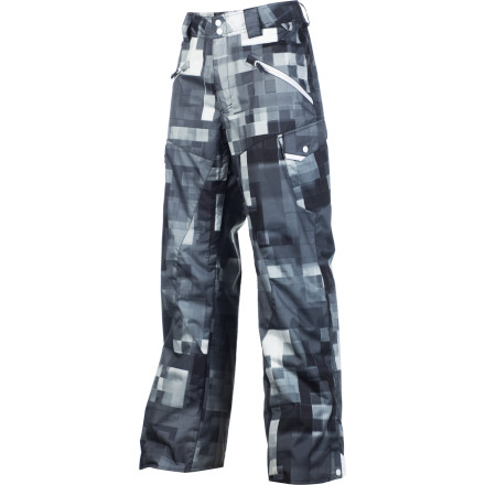 Ski A whole ton of features meets a whole ton of style plus suspenders. The Oakley Originate Shell Pant is packing enough style and performance to keep Tanner Hall happy, and we bet, by default that it's plenty for you, too. - $112.00