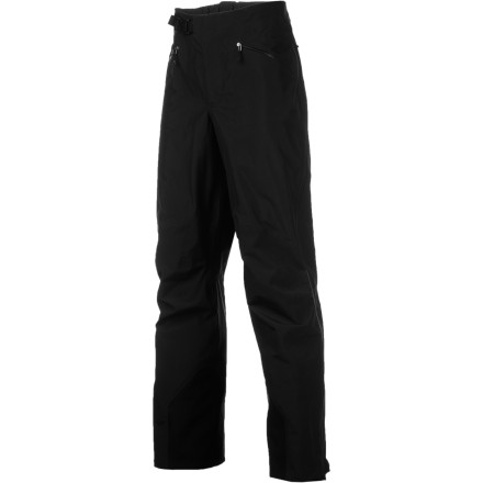 Ski Slide the Patagonia Triolet Pants on over your favorite baselayer, give praise for the Gore-Tex Performance Shell, and go skiing. The Triolet has enough features to keep you happy for lap after lap of blissful face shots. - $399.00