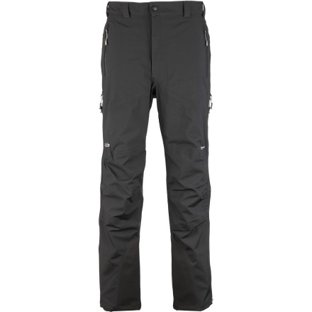 Ski You wear the pants in your relationship with the mountain, and we suggest the Rab Stretch Neo Pants. Proprietary Polartec Neo Shell fabric accommodates a full and natural range of motion without compromising on weather-proof protection, whether you're climbing or skiing. - $324.95