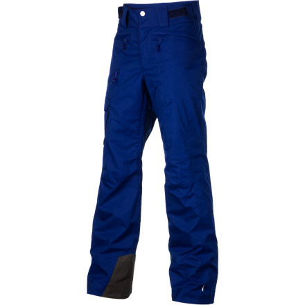 Ski Insulated and made with ClimaPro fabric, the Salomon Men's Response II Pant offers you a stellar all-mountain pant to use while you rip turns down the mountain, stomp big airs in the park, or teach your little girl how to ski. - $101.97