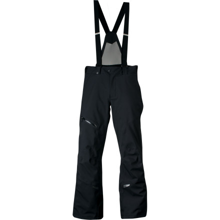 Ski The pant of choice in the Spyder Quest series, the Dare Athletic-Fit Pant is the perfect addition to your skiing wardrobe. Removable high-back suspenders keep these britches riding where they should while keeping your baselayers securely tucked in. The athletic fit and articulated knees allow for a full range of skiing-based movements, so go ahead and suit up in the best ski pants you've ever owned, we dare you. - $187.46