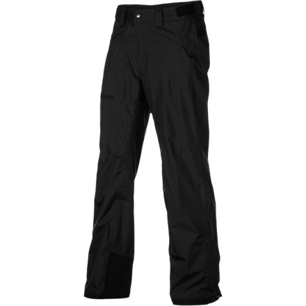 Ski Powder hunting is a lot more fun when your legs aren't dripping wet and freezing. The Mountain Light Pant from The North Face features Gore-Tex Performance Shell to keep you dry so you can sniff out the best stashes without having to retreat to the lodge. - $116.97