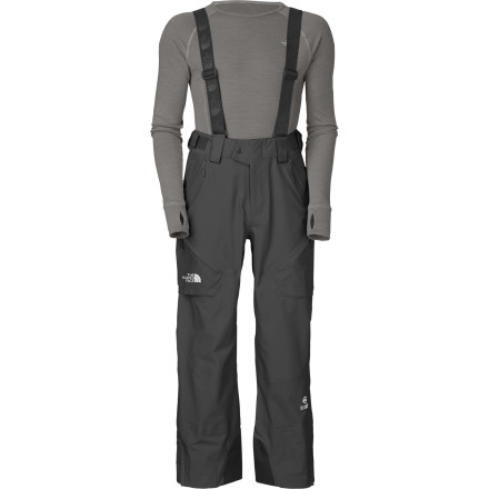 Ski As tough as it is technical, The North Face Men's Free Thinker Pant is a workhorse stabled in a Gore-Tex Pro Shell 3L bombshelter. High denier shell fabric, high-back suspender straps, air-condition-like venting, and harness-friendly pockets all work together to make this pant one for the professional winter athlete or the ultra-dedicated enthusiast. No matter how brutal the mountains or how vicious the weather, it won't be enough to shake the Free Thinker Pant. - $246.92