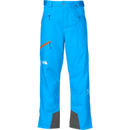 Ski Suit up in The North Face Kannon Insulated Pant and take aim at big backcountry bowls and ridge lines. The super durable, breathable, and waterproof shell is beefed up with FlashDry fiber insulation so you can wage war in the toughest winter conditions. An innovative Chimney Vent system allows air to circulate through the pant, keeping you cool and dry even when you feel like you're having to dig trenches to access your launch point. Get ready for the sweet taste of victory, the Kannon pant has all the firepower you're going to need. - $124.48