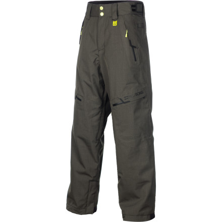 Snowboard Get off the beaten path in the Billabong Trail Snowboard Pant. With 20K-rated fabric and a light dose of insulation, the Trail was meant to be taken to far-off peaks and secret powder stashes far from the hordes of tourists by the lodge. - $101.23